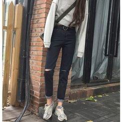 OGAWA - Ripped Skinny Jeans