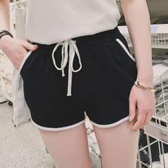 Shimi - 抽绳运动短裤