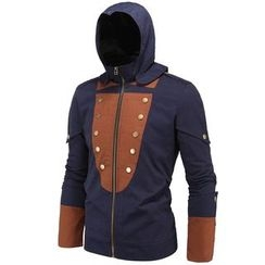 Constein - Assassin Creed Cosplay Hooded Jacket