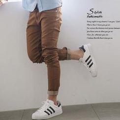 SeventyAge - Straight Cut Jeans