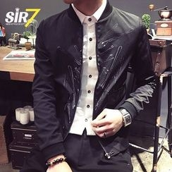 SIRIUS - Printed Zip Jacket