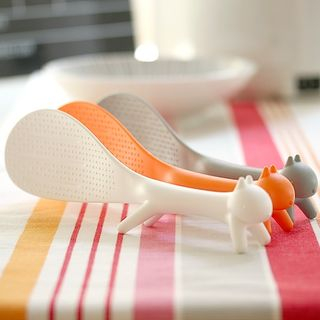 Squirrel Rice Serving Spoon