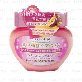 Kao - Essential Damage-Care Nuance Airy Hair Mask