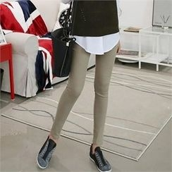 CHICFOX - Colored Leggings Pants
