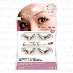 D-up - Brown Mix Edition Eyelash (#916 Cute Eyes)