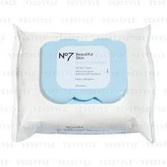 Boots - No7 Beautiful Skin Quick Thinking Wipes