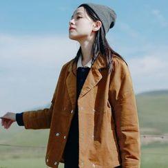 Hanayoshi - Double-Breasted Jacket
