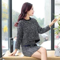 Romantica - Set: Top + Skirt