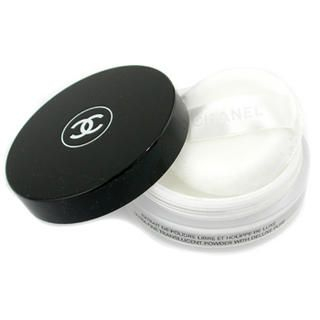 Chanel - Poudre Cristalline (Ultra Fine Translucent Powder with Deluxe Puff)