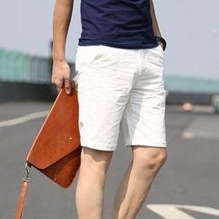 Chic Maison - Cotton Shorts