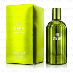 Gap - Deep Eau De Toilette Spray
