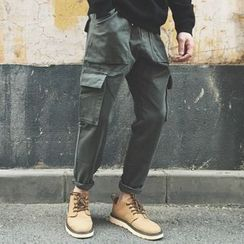 Milioner - Washed Cargo Pants