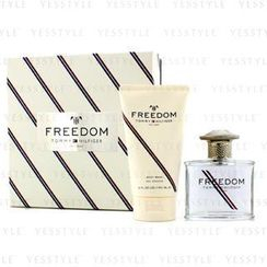 Tommy Hilfiger - Tommy Freedom Coffret: Eau De Toilette Spray 50ml/1.75oz + Body Wash Gel 150ml/5oz