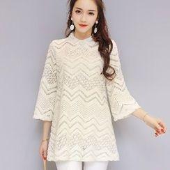Romantica - Lace Minidress