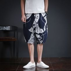 JORZ - Printed Shorts