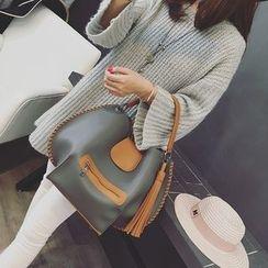 Beloved Bags - 插色手提包