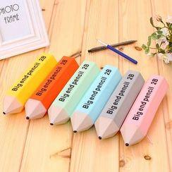 Lover's Kiss - Silicone Pencil Case