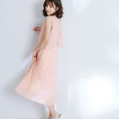 Tokyo Fashion - Chiffon Midi Dress