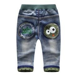 Endymion - Kids Applique Jeans