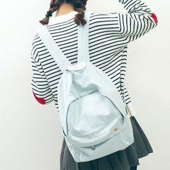 Seok - Denim Backpack