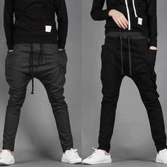 Fireon - Drawcord Baggy Sweatpants