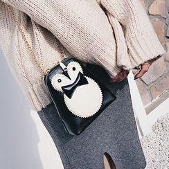 薇薇 - 链条带企鹅斜挎包