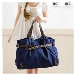 BOLIYASHI - Paneled Shoulder Bag