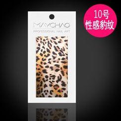 Maychao - Nail Sticker (10)