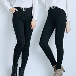 BAIMOMO - 窄身褲