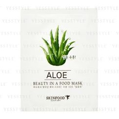Skinfood - Beauty In A Food Mask Sheet (Aloe)