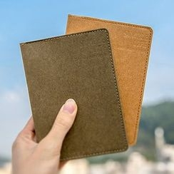 Cute Essentials - A6 Faux Leather Notebook