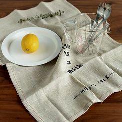 PINOLI - Lettering Kitchen Towel