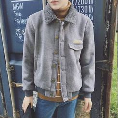 Mitouomo - Fleece Lined Jacket