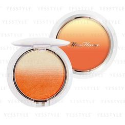 Miss Hana - Apple Cheek Gradation Powder Blush (#03 Orange Chardonnay)