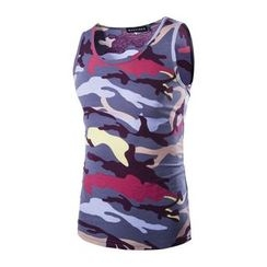Fireon - Camouflage Tank Top