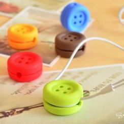 La Vie - Silicon Button Wire Binder