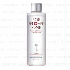 For Beloved One - Melasleep Brightening Lumi's Key Toner
