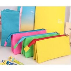 School Time - 3 Compartment Pencil Case
