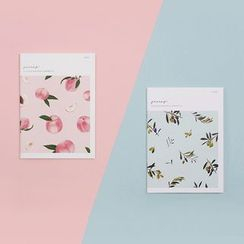 BABOSARANG - Set of 6: 2017 'PIECES' 2 Months Diary (S)