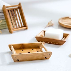 Home Simply - Bamboo Soap Dish