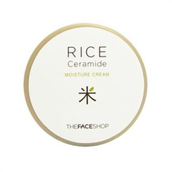The Face Shop - Rice & Ceramide Moisture Cream 45ml