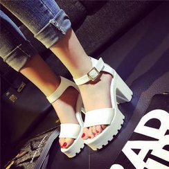Hipsole - Chunky-Heel Sandals