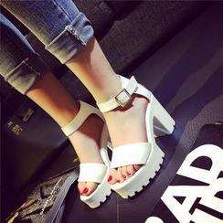 Hipsole - Chunky-Heel Sandals