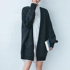 Plum Forest - 蝙蝠袖开衫