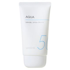 Missha - All Around Safe Block Aqua Sun Gel SPF50+ PA+++ 50ml