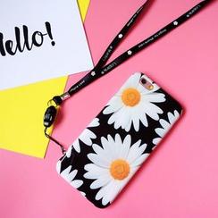 Little Moment - Floral Mobile Case - iPhone 6s / 6s Plus