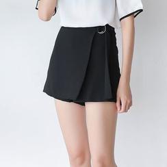 森之誠品 - A字雪紡裙褲