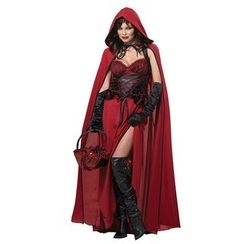 Whitsy - Little Red Riding Hood Party Costume