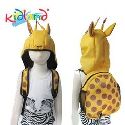 Kidland - Kids Giraffe Backpack with Hood