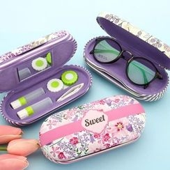 Megane - Two Layer Glasses Case